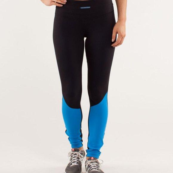 Size 6 - Lululemon Run: Runder Under Pant